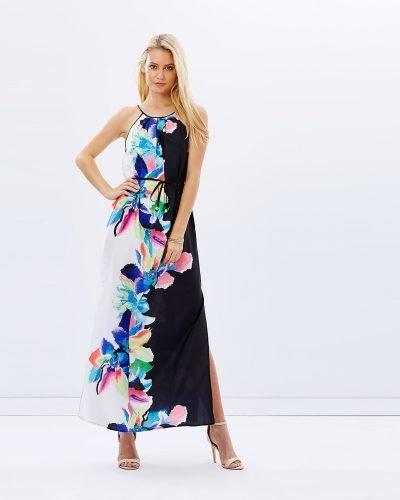 Floral Fusino Maxi Dress