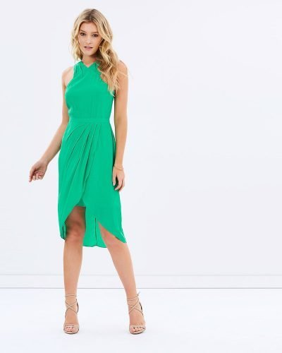 Green Means Go Dress