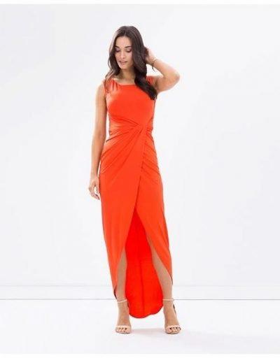 High Shine Dress