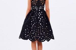 Lucienne Dress back